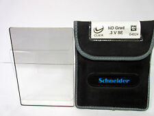 "Schneider 4x5.65"" Grad ND.3 SEV Filter Soft Edge Vertical Graduated 68-050556"