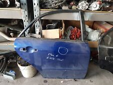 MAZDA 6 GG RIGHT REAR DOOR SHELL DARK BLUE GG