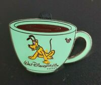 Disney Pin 51407 WDW - Hidden Mickey Collection - Coffee Mugs (Pluto)