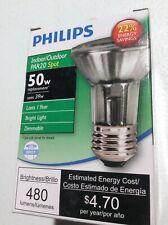Philips 419739 EcoVantage 50W Halogen PAR20 Dimmable Spotlight Bulb FreeShipping