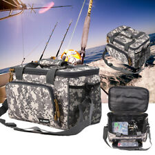 New Multifunctional Fishing Tackle Bag Outdoor Waist Shoulder Bags Lure   ~ **