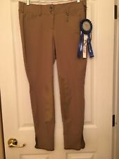 Goode Rider Equestrian Knee Patch Breeches Woman's Size 32
