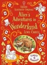 Illustrated Hardback Books Lewis Carroll for Children