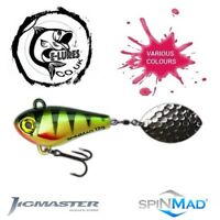 SPINMAD tail Spinner jigmaster 12g   PIKE   PERCH  ZANDER