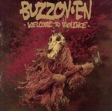 Buzzoven - Welcome To Violence CD NEW