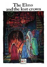 Critchley, Steve, The Elms and the Lost Crown: The Lakeland Odd Soks, Paperback,