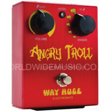 WAY HUGE ANGRY TROLL LINEAR BOOST AMPLIFIER PEDAL FX
