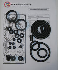 1995 Gottlieb/Premier Waterworld Pinball Rubber Ring Kit - aka Water World