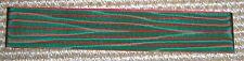 """FRENCH - Croix de Guerre Medal Ribbon, WW 1. x 6"""".  Inc. UK p&p."""