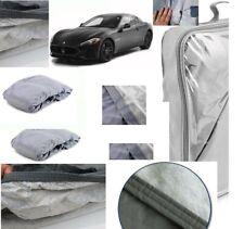 ZMQWE Telo Copriauto Compatibile con Maserati Levante Telo Copriauto Antigrandine Telo Impermeabile Telo Auto Esterno Impermeabile E Traspirante