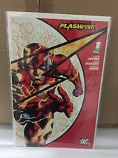 FLASHPOINT #1, Flash, San Diego Comic Con 2011 Variant, FREE SHIPPING