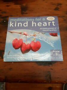Living Meditation Ser.: Meditations for a Kind Heart : The Healing Power of Che…