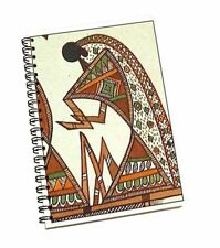 Creative Ethnic Print Student Notebook A5 Notepad Diary Book Daily School