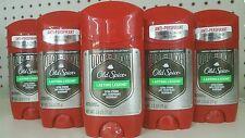 5 X OLD SPICE LASTING LEGEND Scent Antiperspirant-Deodorant