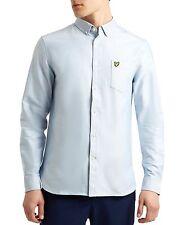 Lyle & Scott Lw614v Oxford LS Shirt Riviera X.l RIV Lyle.lw614v
