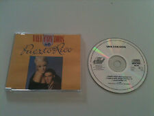 Vaya con Dios-Puerto Rico (versione MAXI 6:13) +2 - CD MAXI SINGLE © 1989
