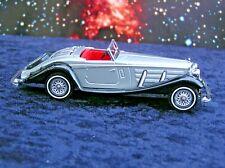 MATCHBOX MODELS OF YESTERYEAR 1937 MERCEDES-BENZ 340K 23/08/2019/13