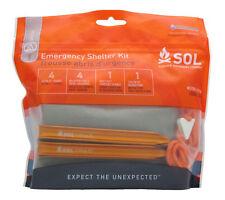 Emergency Shelter Kit Adventure Medical Kit Survive Outdoors Longer Amk Sol