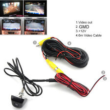 Car Intelligent Dynamic Trajectory Tracks Parking Line Rear View Backup Camera