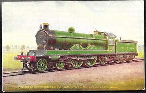 RW1345* North Eastern Rwy steam locomotive 730 Publisher Richard Tilling  TC14