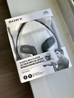 Sony Walkman NW-WS413 4GB Sports Wearable MP3 Player Black Waterproof