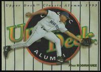 1994 UPPER DECK #298 Upper Deck Classic Alumni ALEX RODRIGUEZ