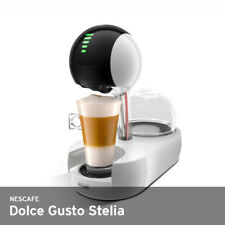 Nescafe Dolce Gusto Stelia Capsule Coffee Maker 220V 15Bar 1Liter Free UPS White