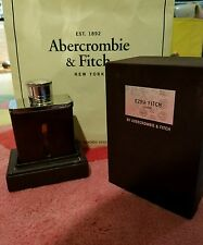 Abercrombie & Fitch EZRA FITCH Cologne 3.4 oz Men AUTHENTIC rare and hard 2 find