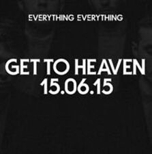 Get to Heaven 0888750611628 by Everything Everything CD
