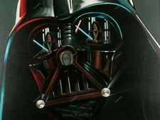 Darth Vader Oil Painting Star Wars Realism Hand-Painted Art on Canvas 30x40