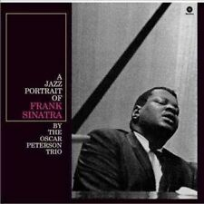 Oscar -Trio- Peterson A Jazz Portrait Of Frank Sinatra vinyl LP NEW sealed