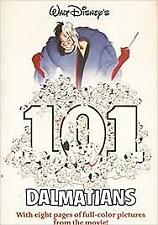 101 One Hundred and One Dalmatians Walt Disney 1994 Very Good Cond