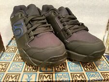 Five Ten Impact Low Men's Black/blue  Size 9.0 men's