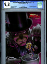 Tales from Wonderland: The Mad Hatter 2 #nn (2009) Zenescope CGC 9.8 White