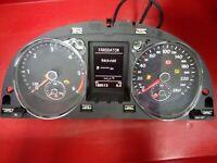 VW Passat B7 Tacho Kombiinstrument SPEEDOMETER 3AA920870D /Courier