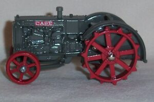 """1/43 Case """"L"""" V V #12 with WFE Farm Toy Tractor Diecast"""