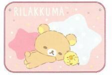 Pink Rilakkuma Kiiroitori Fluffy Meyer Blanket Star Theme With Button