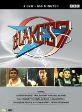 Blakes 7 - Entire Season 1 NEW PAL Cult 4-DVD Set