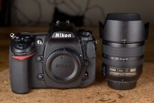 Nikon D300 12.3MP APS-C DSLR w/ AF-S Nikkor DX 18-70mm f/3.5-4.5G Lens