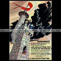 OLIVIER RAMEAU (DANY & GREG) 1969 - Pub / Publicité / Original Advert Ad #A775