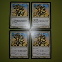 Knight of Dawn x4 - Tempest - Magic the Gathering MTG 4x Playset