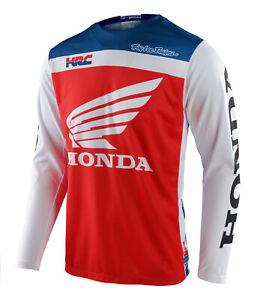 Troy Lee Designs GP Jersey Ftr Honda Red / Blue