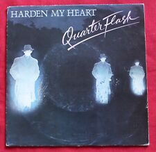 Quarter Flash, harden my heart / don't be lonely, SP - 45 tours