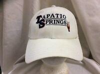 trucker hat baseball cap TAPATIO SPRINGS RESORT & CC retro vintage rave