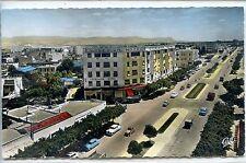 CP Maroc - Morocco - Meknès - L'Avenue Lyautey