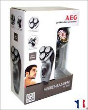 Rasoir électrique homme rechargeable 3 têtes  AEG HR 5654 (sans fil)