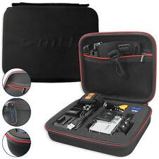 Funda protectora (XL) para Rollei Action Cams Bullet 5S,6S,7S Wifi - Negro