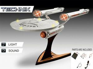 Revell 1:600 00454 Star Trek USS Enterprise NCC-1701 Space Model Kit