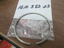 NOS Husqvarna 2nd O/S Piston Ring 1972 450 CR 450 WR Moto-Cross 16 10 583 03