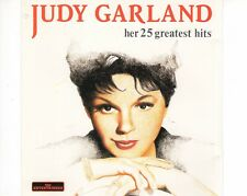 CD JUDY GARLAND	her 25 greatest hits	EX+ 1990 (B1501)